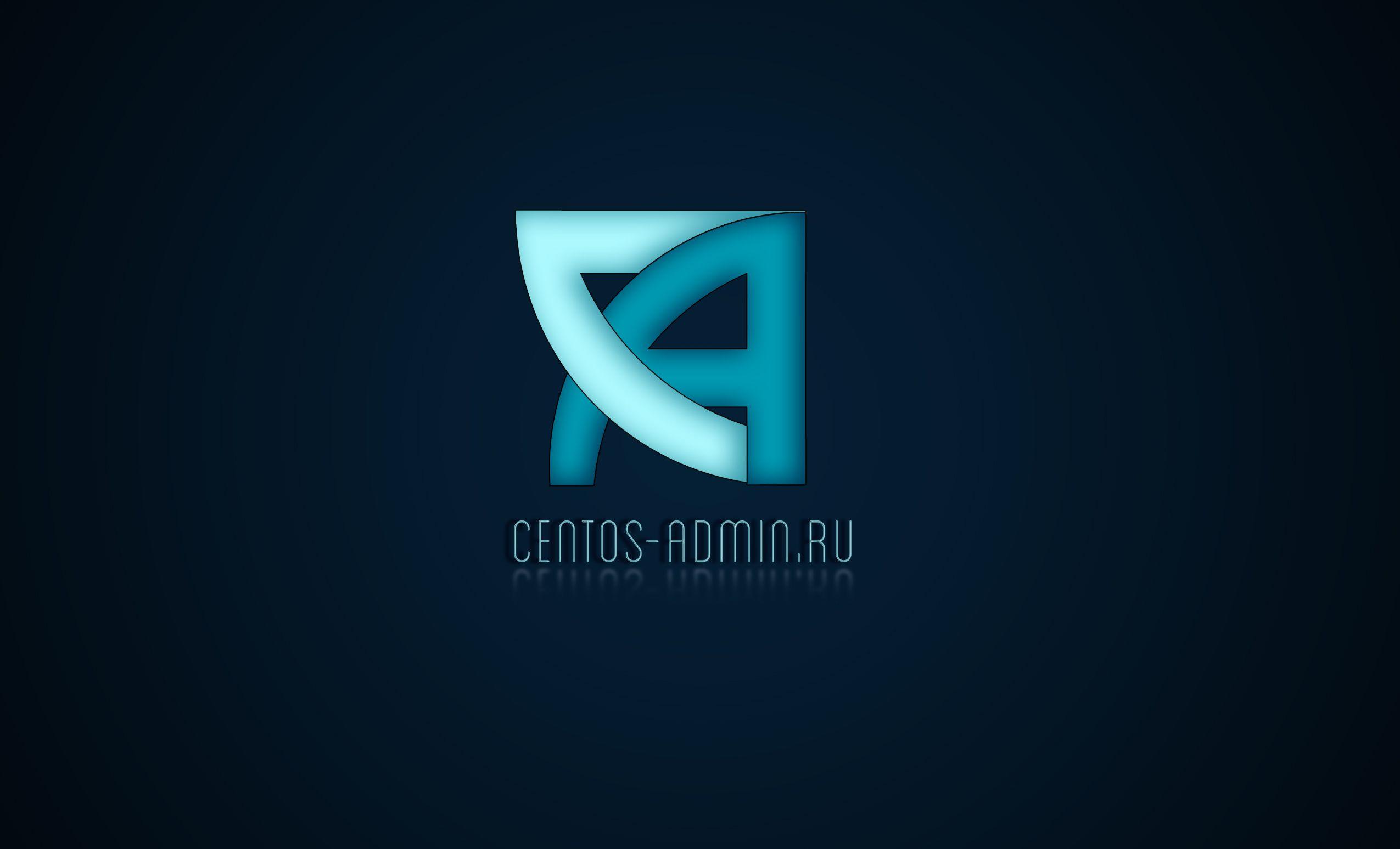 Логотип для компании Centos-admin.ru - дизайнер Ana_Den