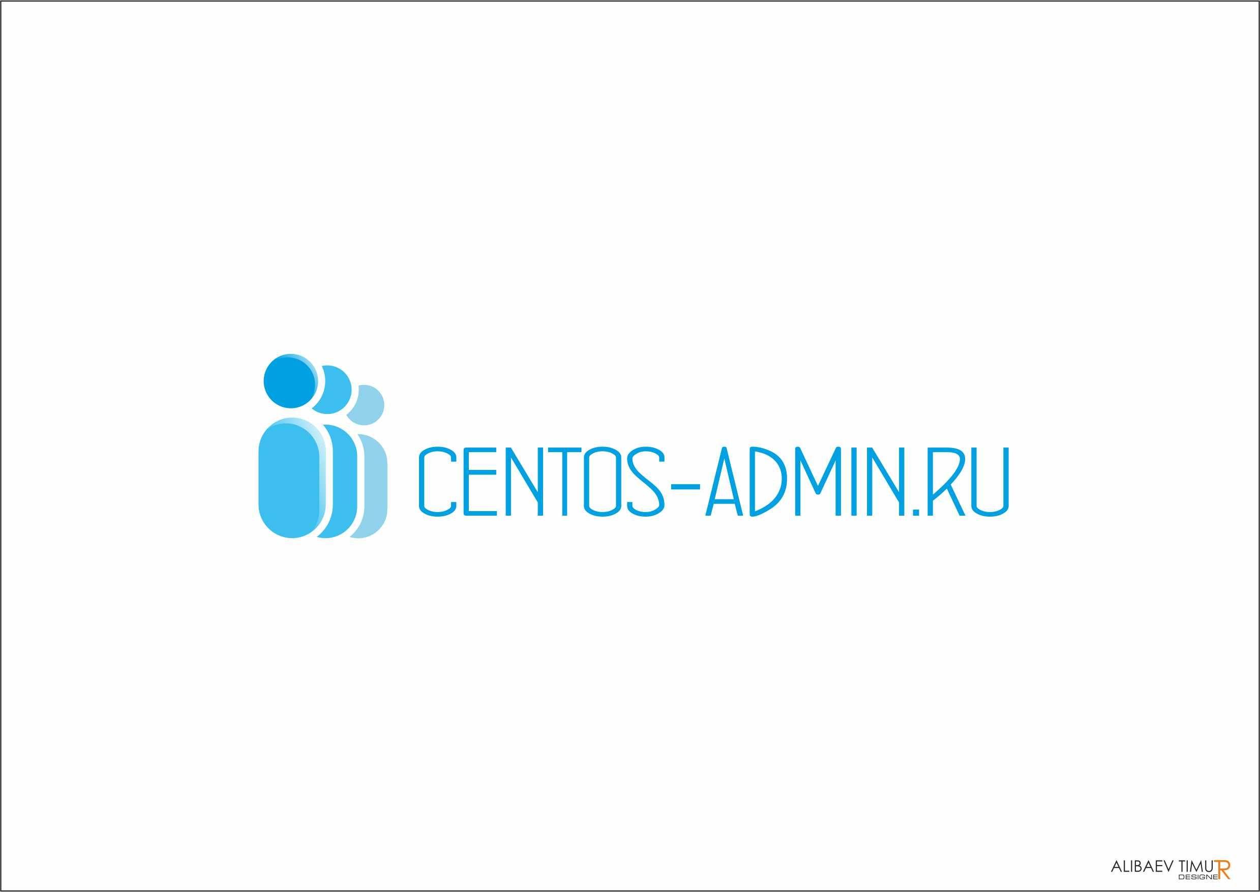 Логотип для компании Centos-admin.ru - дизайнер tahalibaev