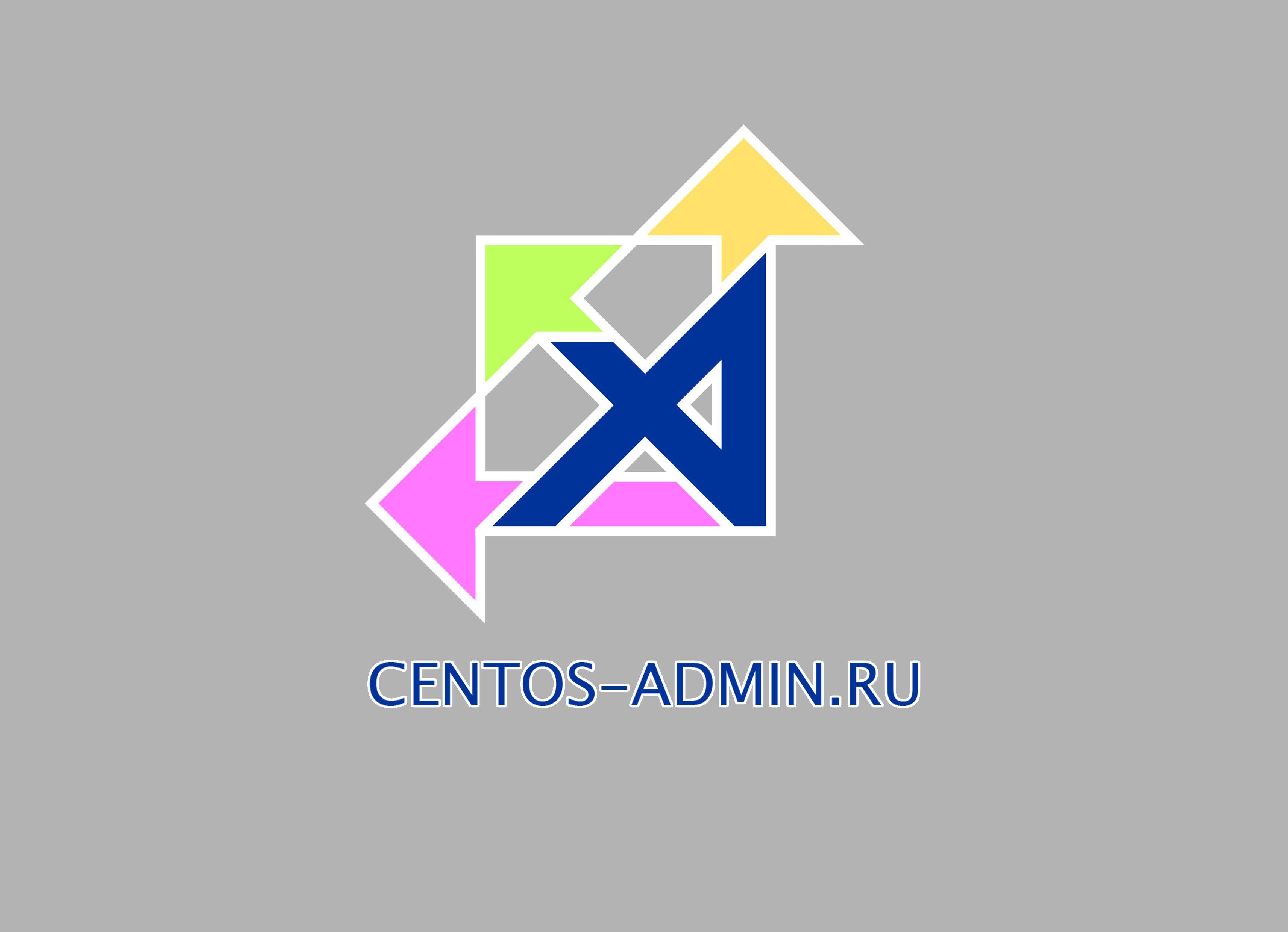 Логотип для компании Centos-admin.ru - дизайнер Ant0ni0n