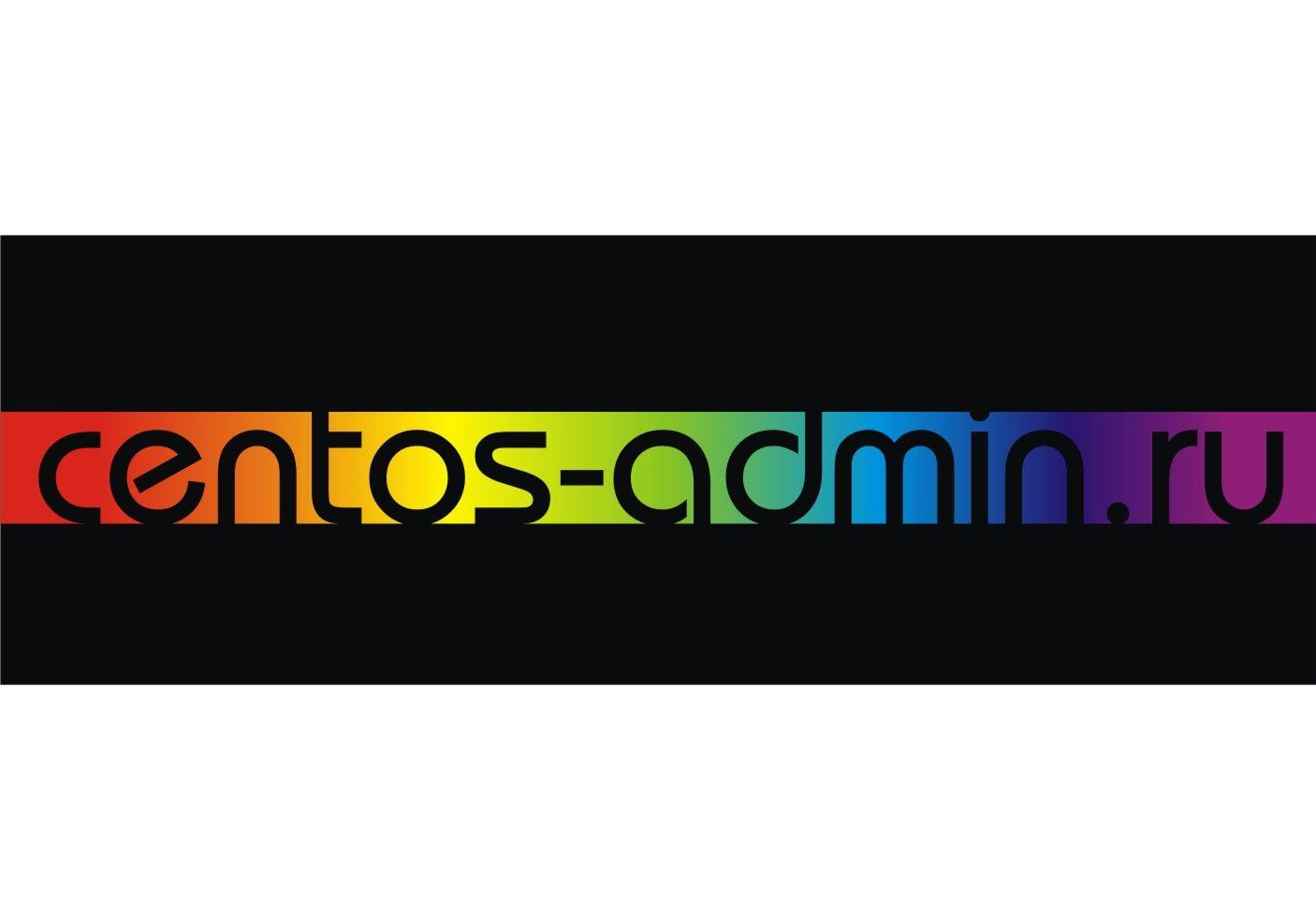 Логотип для компании Centos-admin.ru - дизайнер Mlada88