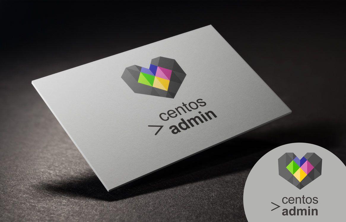 Логотип для компании Centos-admin.ru - дизайнер wiggler