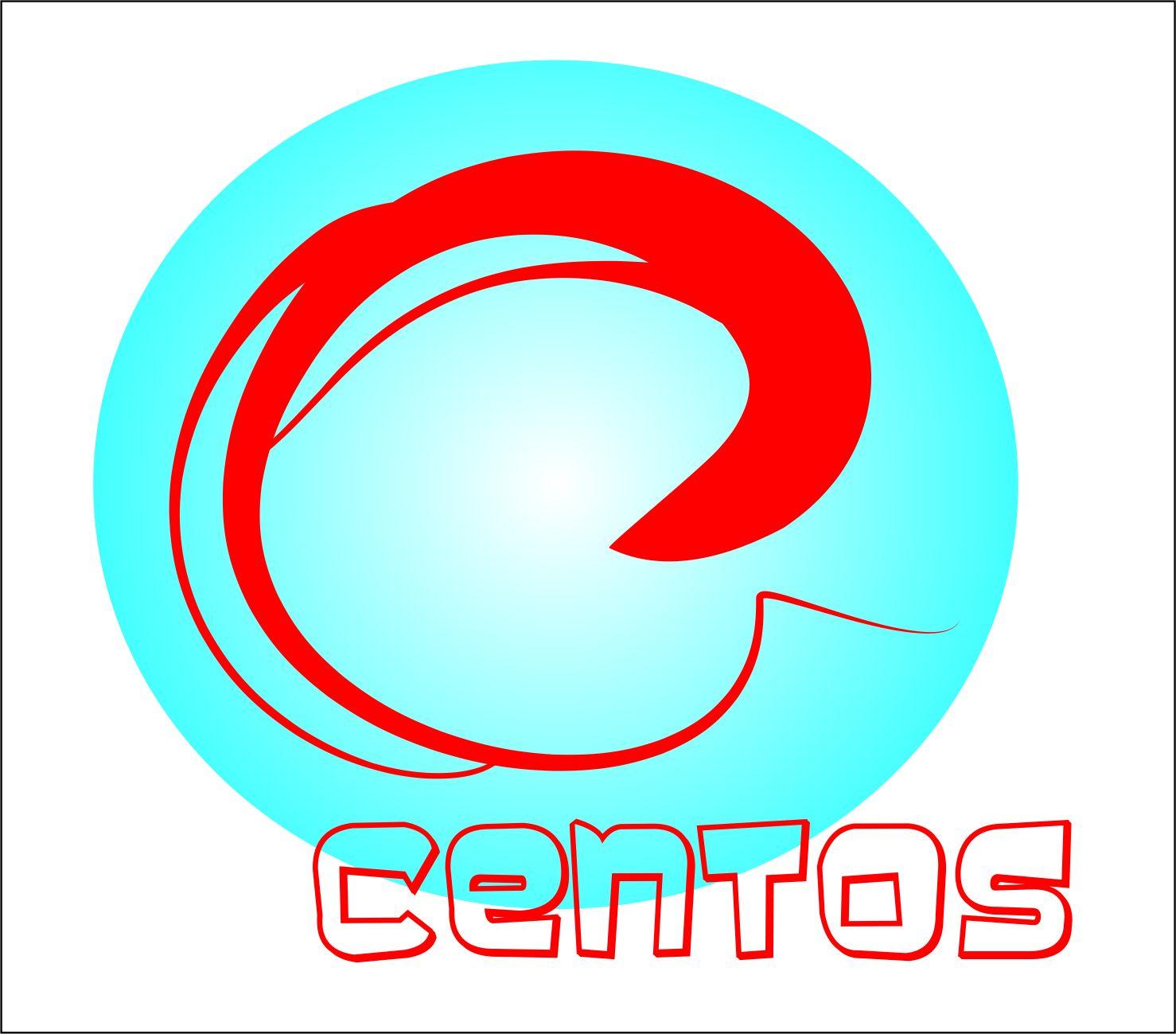 Логотип для компании Centos-admin.ru - дизайнер jeniulka