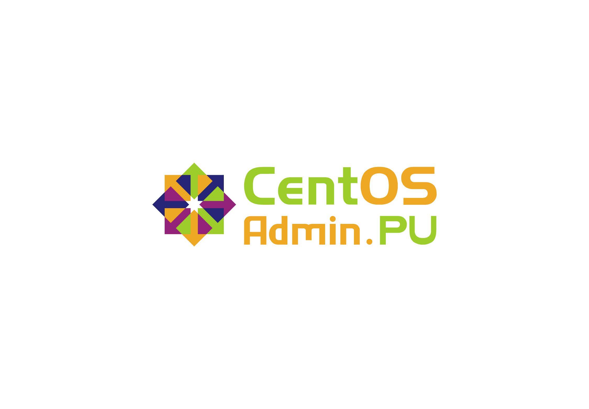 Логотип для компании Centos-admin.ru - дизайнер lig23