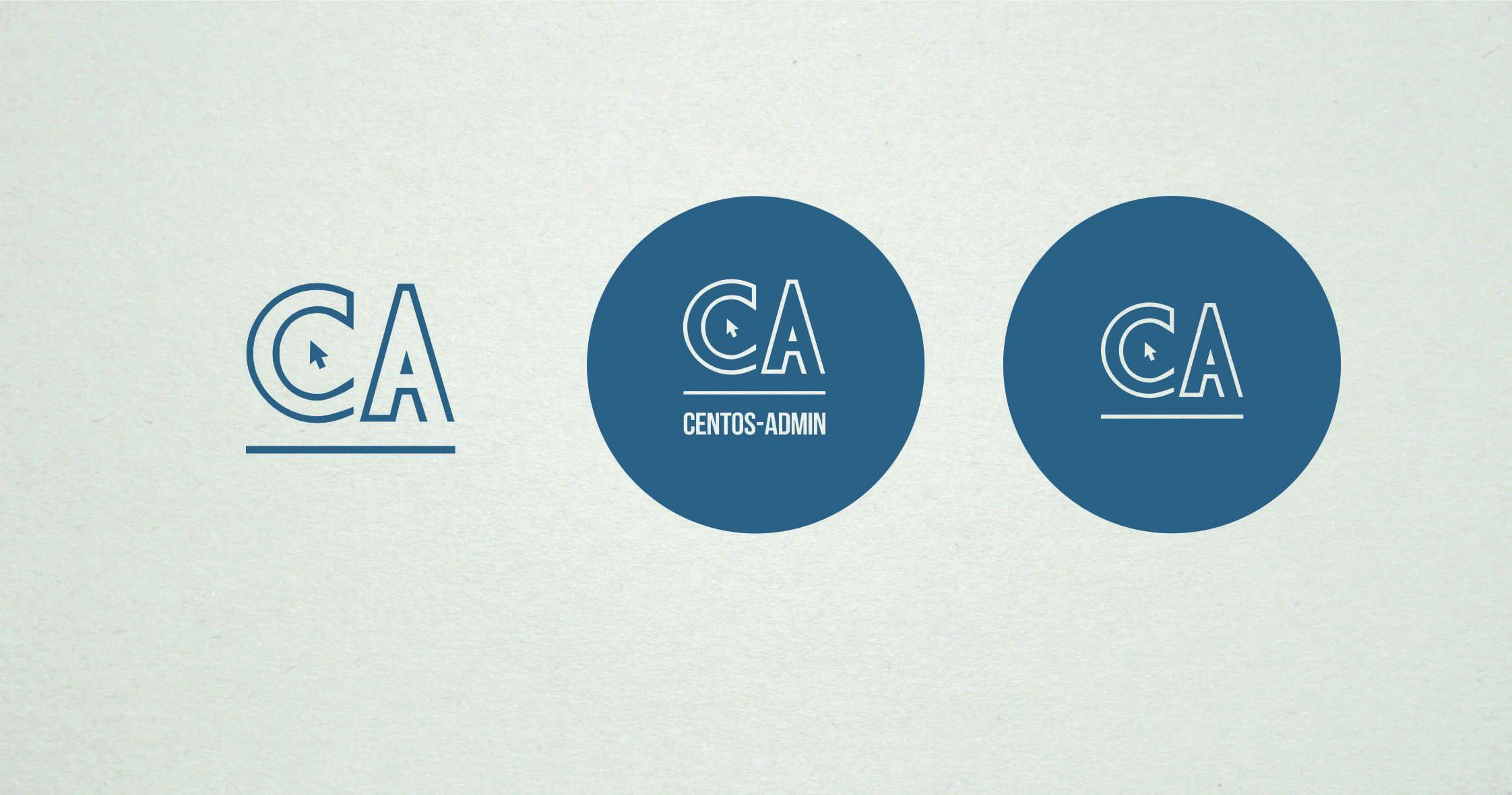 Логотип для компании Centos-admin.ru - дизайнер Ewgene