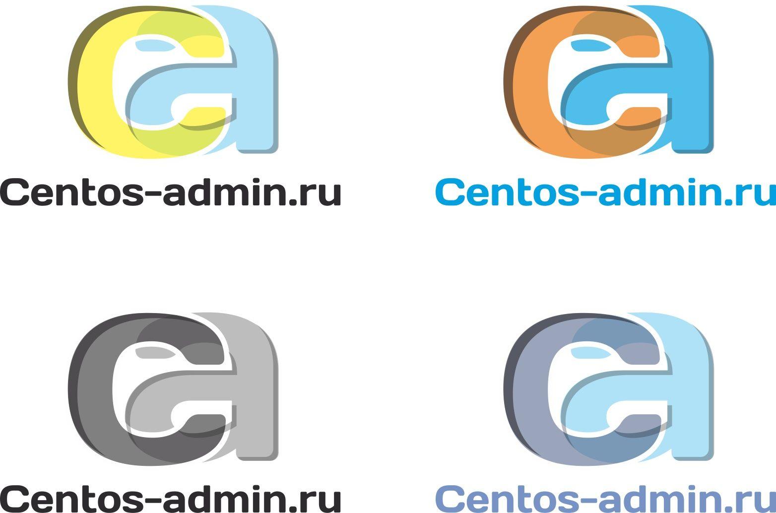 Логотип для компании Centos-admin.ru - дизайнер OlikaF
