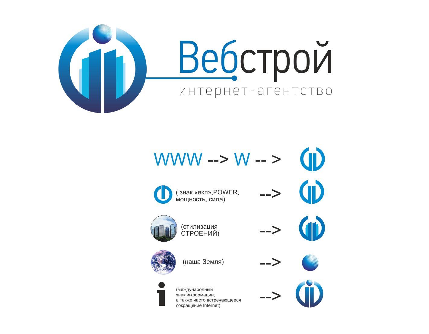 Логотип интернет-агентства - дизайнер niksymon