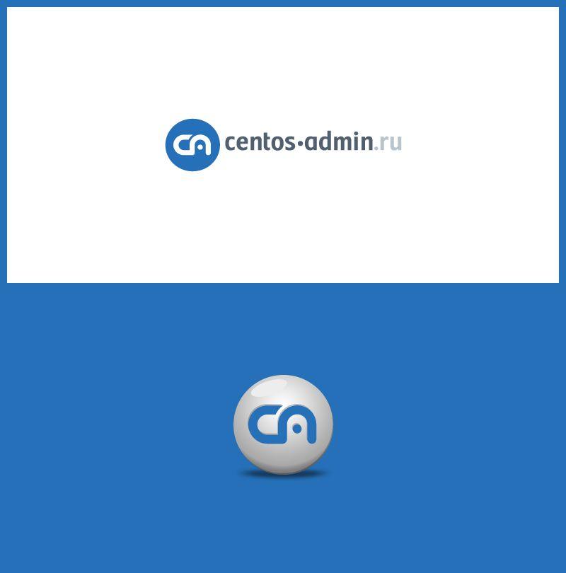 Логотип для компании Centos-admin.ru - дизайнер Betelgejze