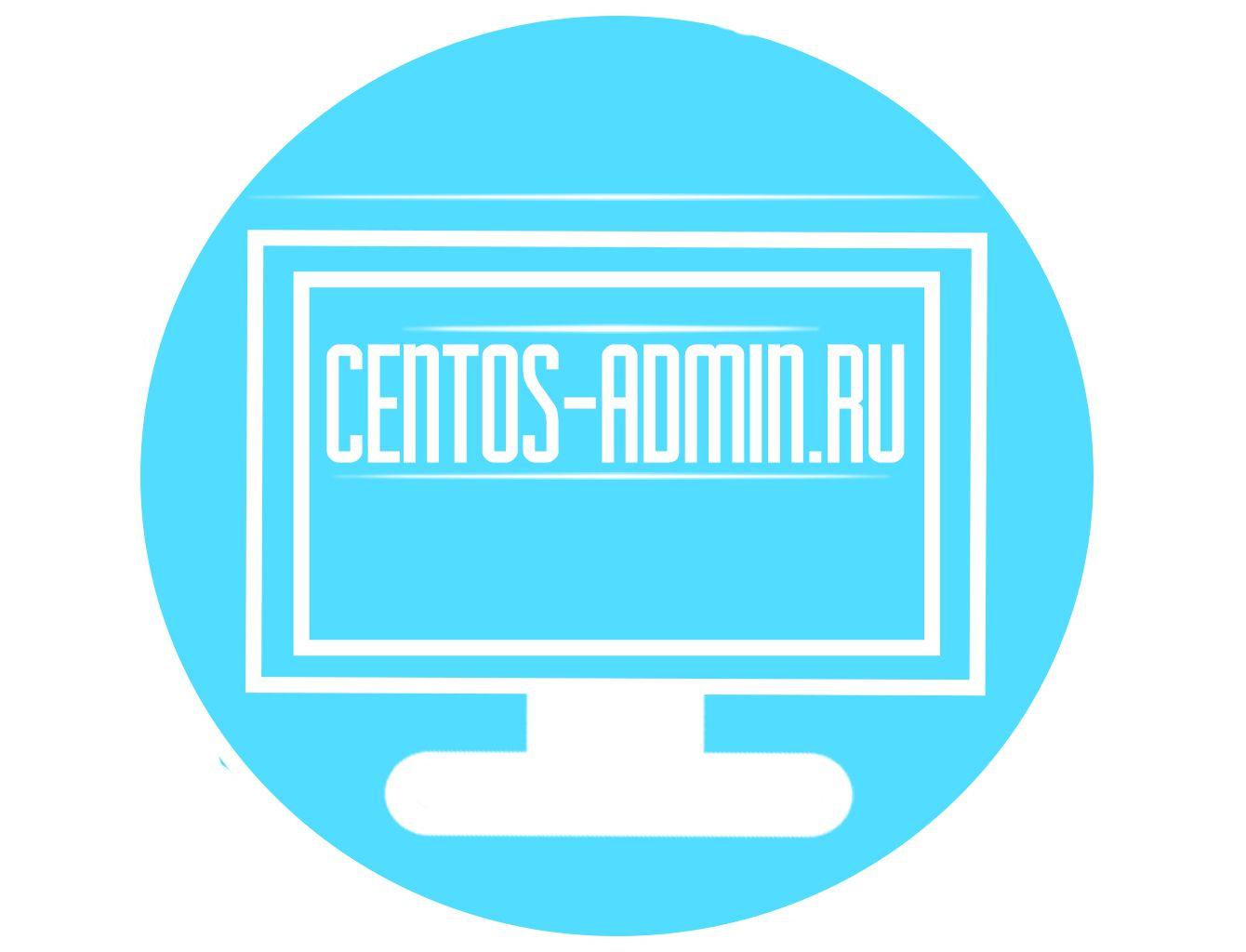 Логотип для компании Centos-admin.ru - дизайнер vlad7108