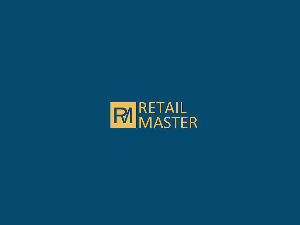 Логотип для компании Retail Master - дизайнер folo