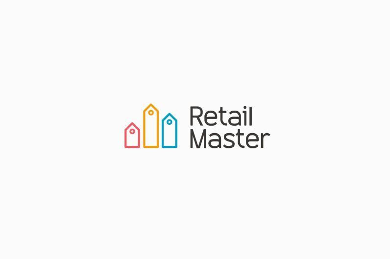Логотип для компании Retail Master - дизайнер brandbrain