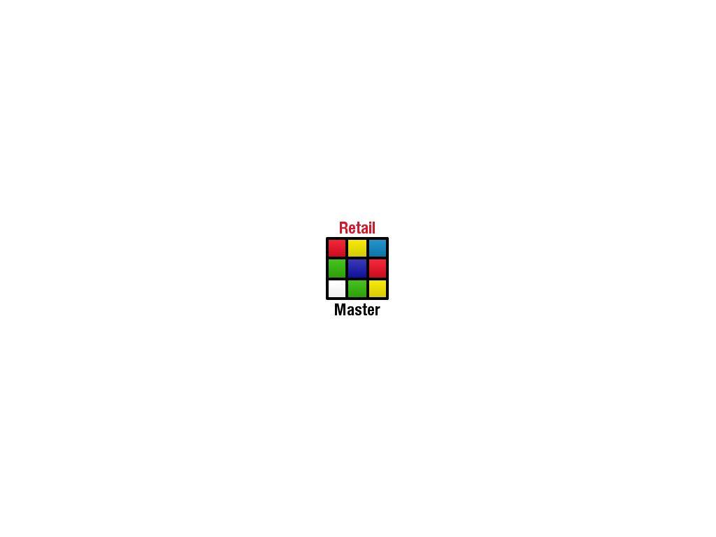 Логотип для компании Retail Master - дизайнер funk-liquid