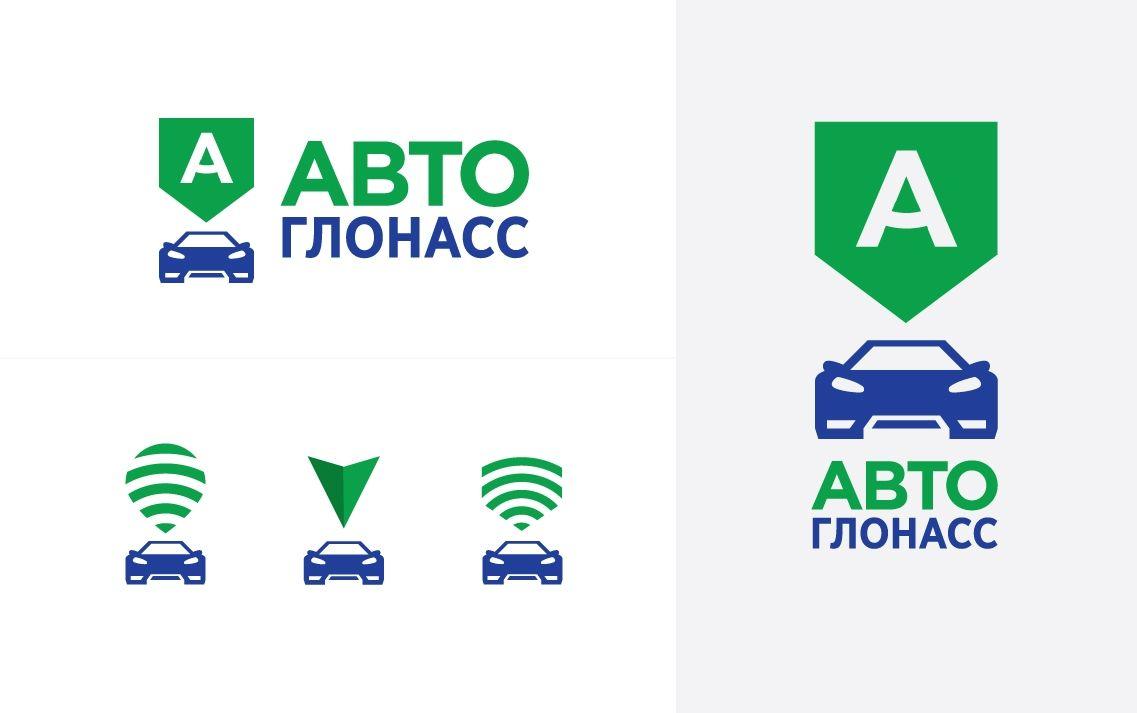Логотип и фирменный стиль проекта АвтоГЛОНАСС - дизайнер eduardo