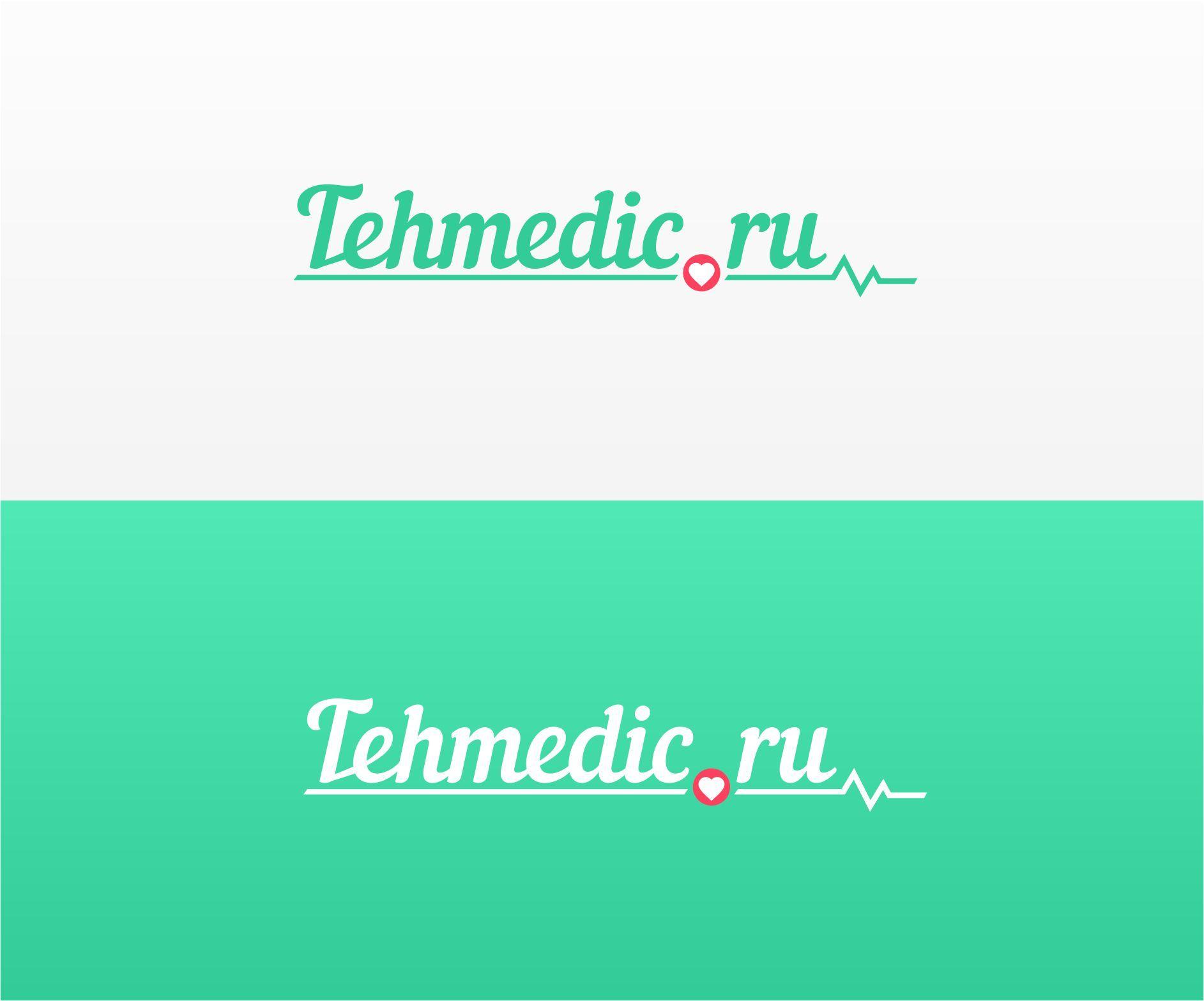 Логотип для интернет-магазина медтехники - дизайнер everypixel