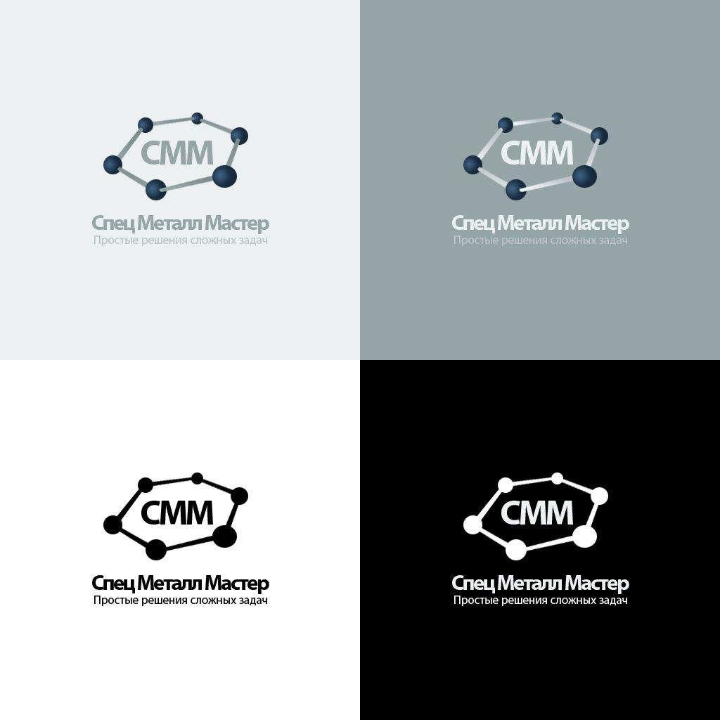 Логотип для металлургической компании - дизайнер devilportez