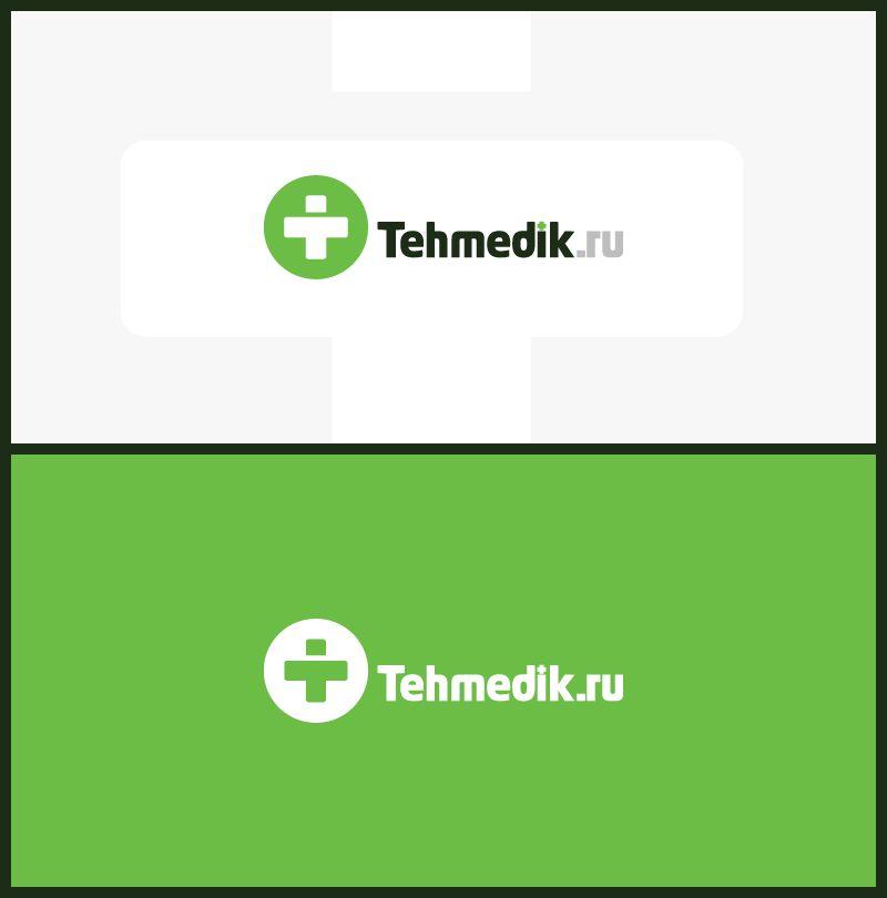 Логотип для интернет-магазина медтехники - дизайнер Betelgejze