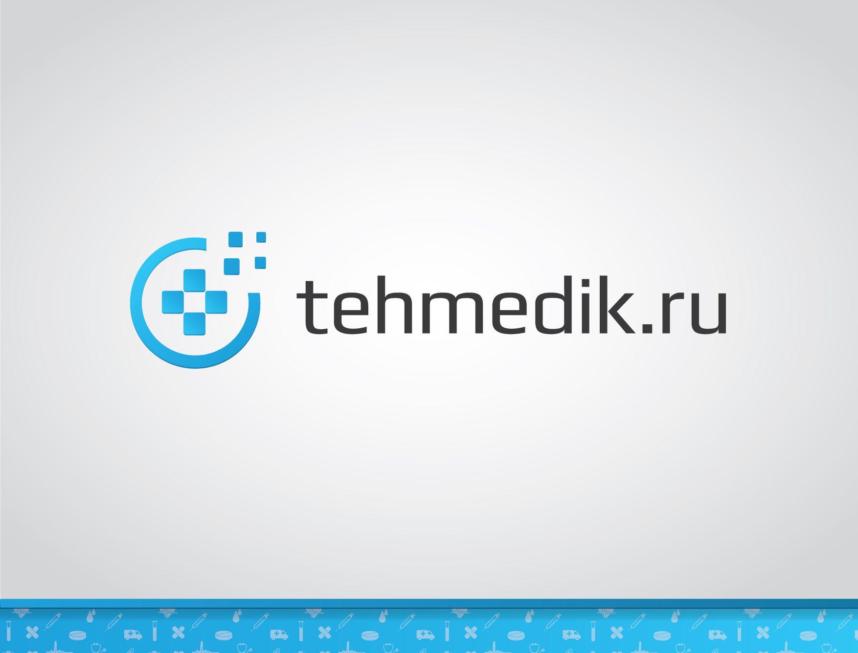 Логотип для интернет-магазина медтехники - дизайнер Cammerariy