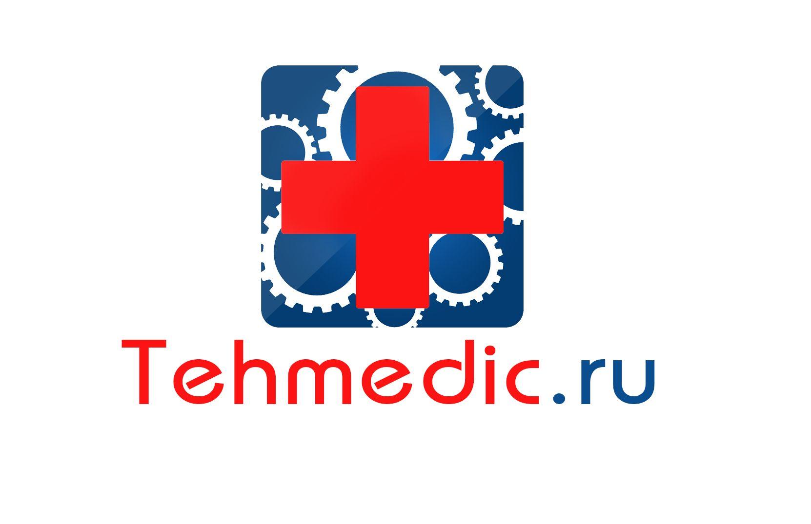 Логотип для интернет-магазина медтехники - дизайнер vladimirkazarin