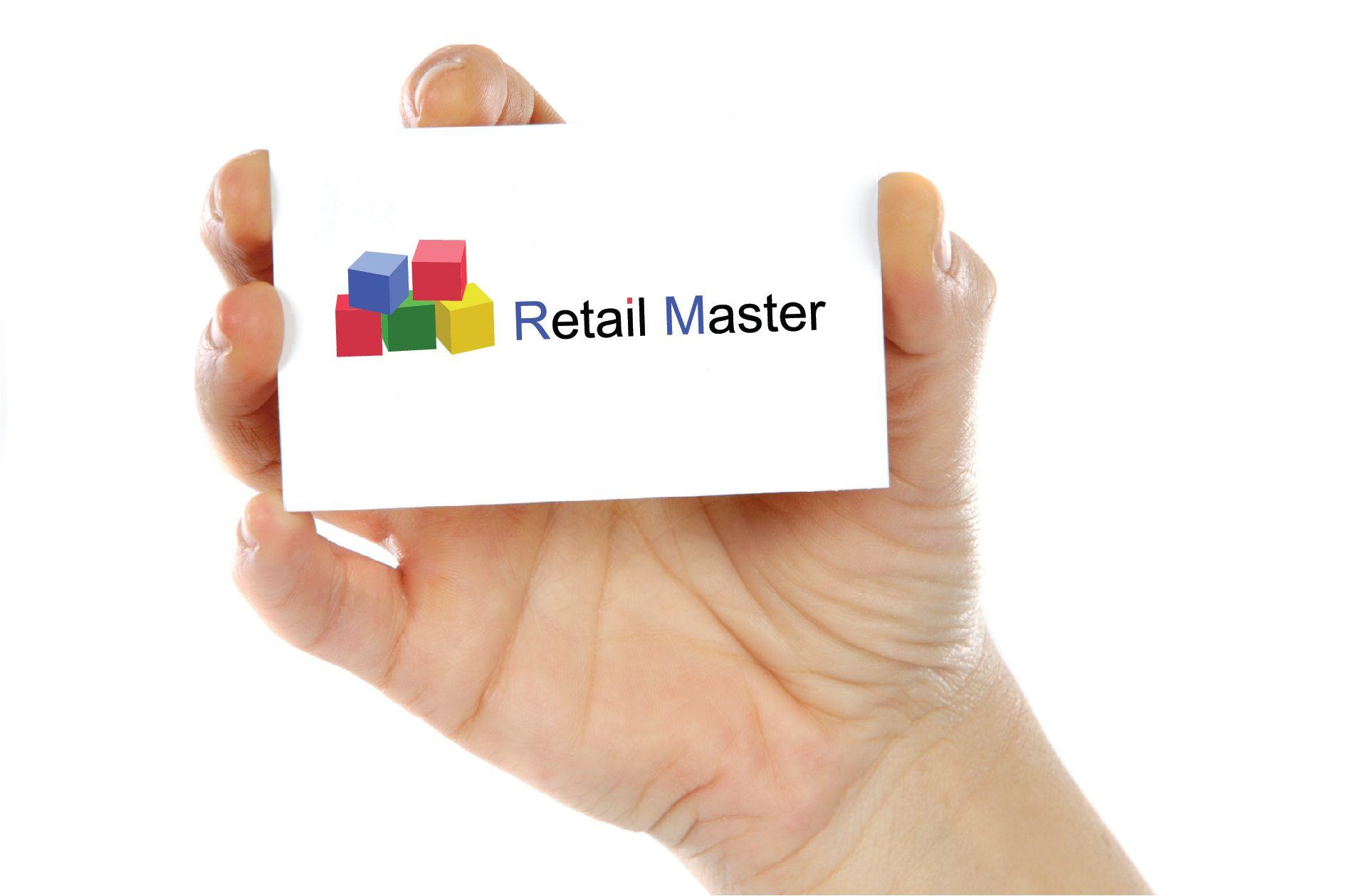 Логотип для компании Retail Master - дизайнер Twist_and_Shout