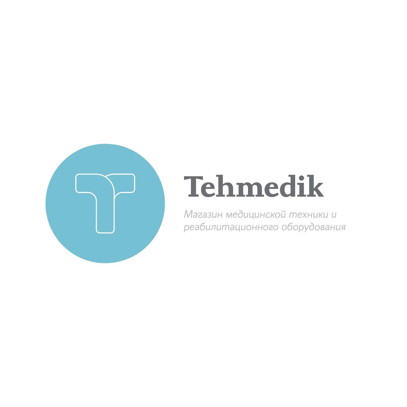 Логотип для интернет-магазина медтехники - дизайнер rikozi
