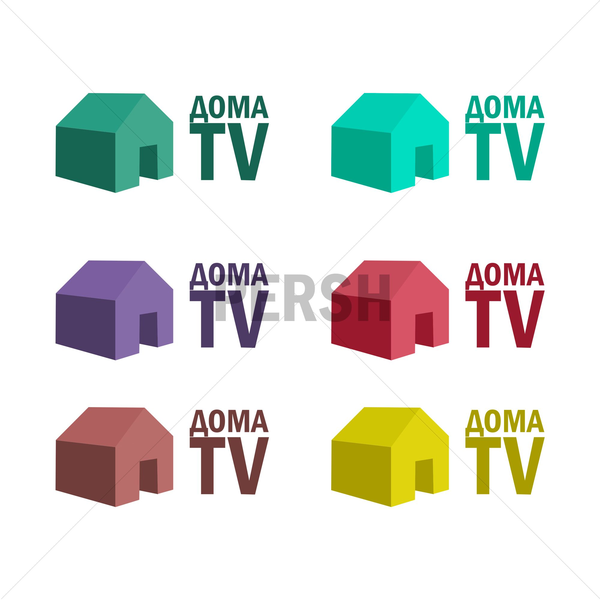 Логотип телеканала - дизайнер taxir4ik1