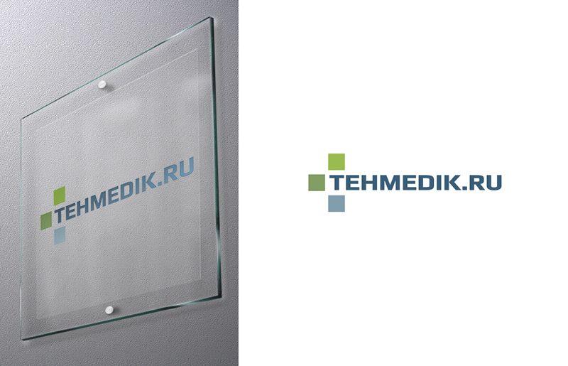 Логотип для интернет-магазина медтехники - дизайнер luckylim