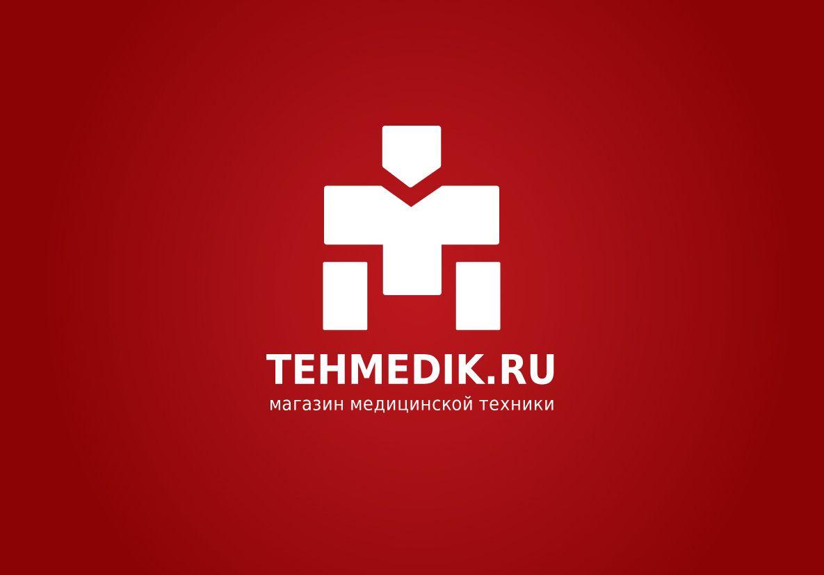 Логотип для интернет-магазина медтехники - дизайнер shamaevserg