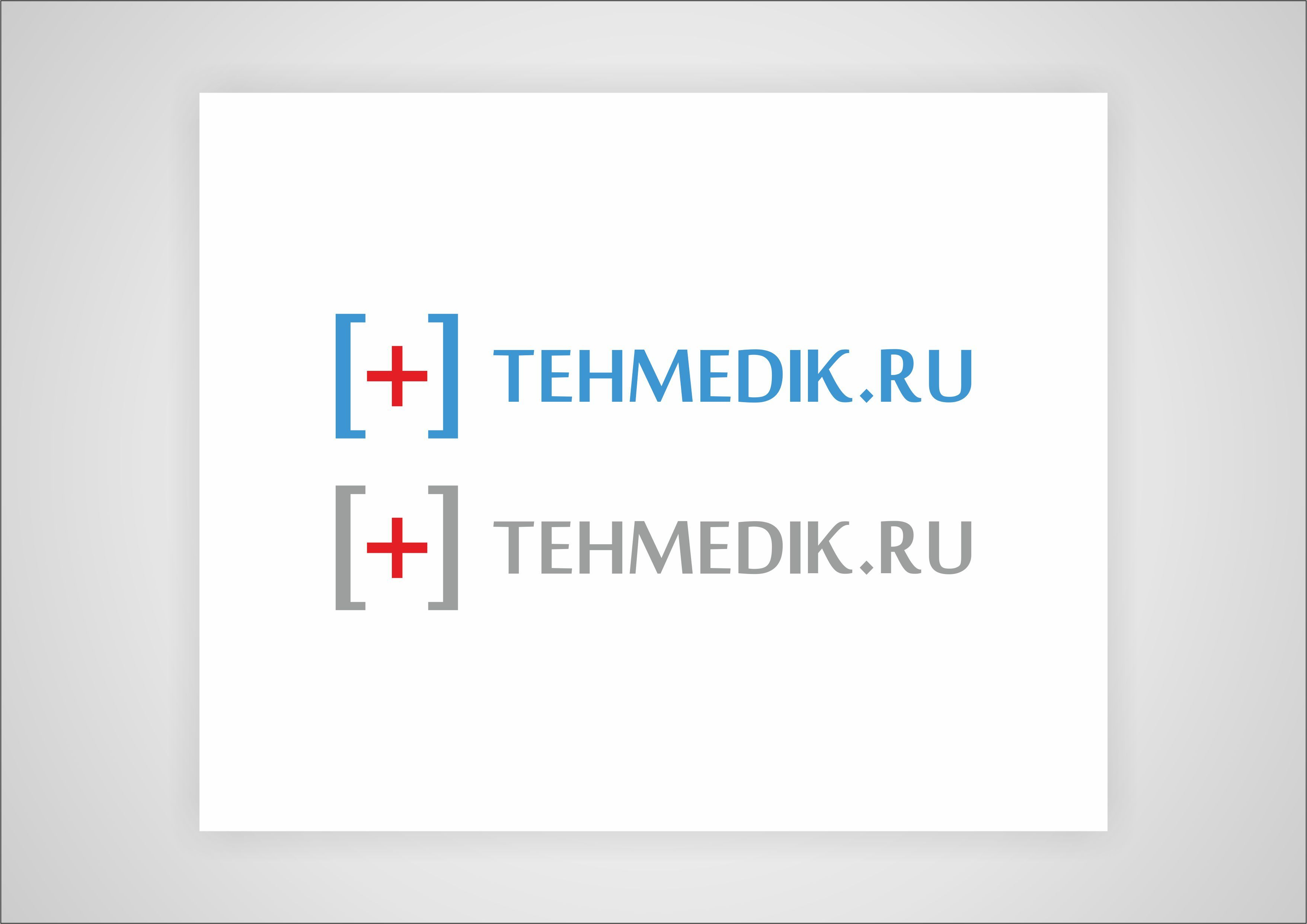 Логотип для интернет-магазина медтехники - дизайнер AlexDP