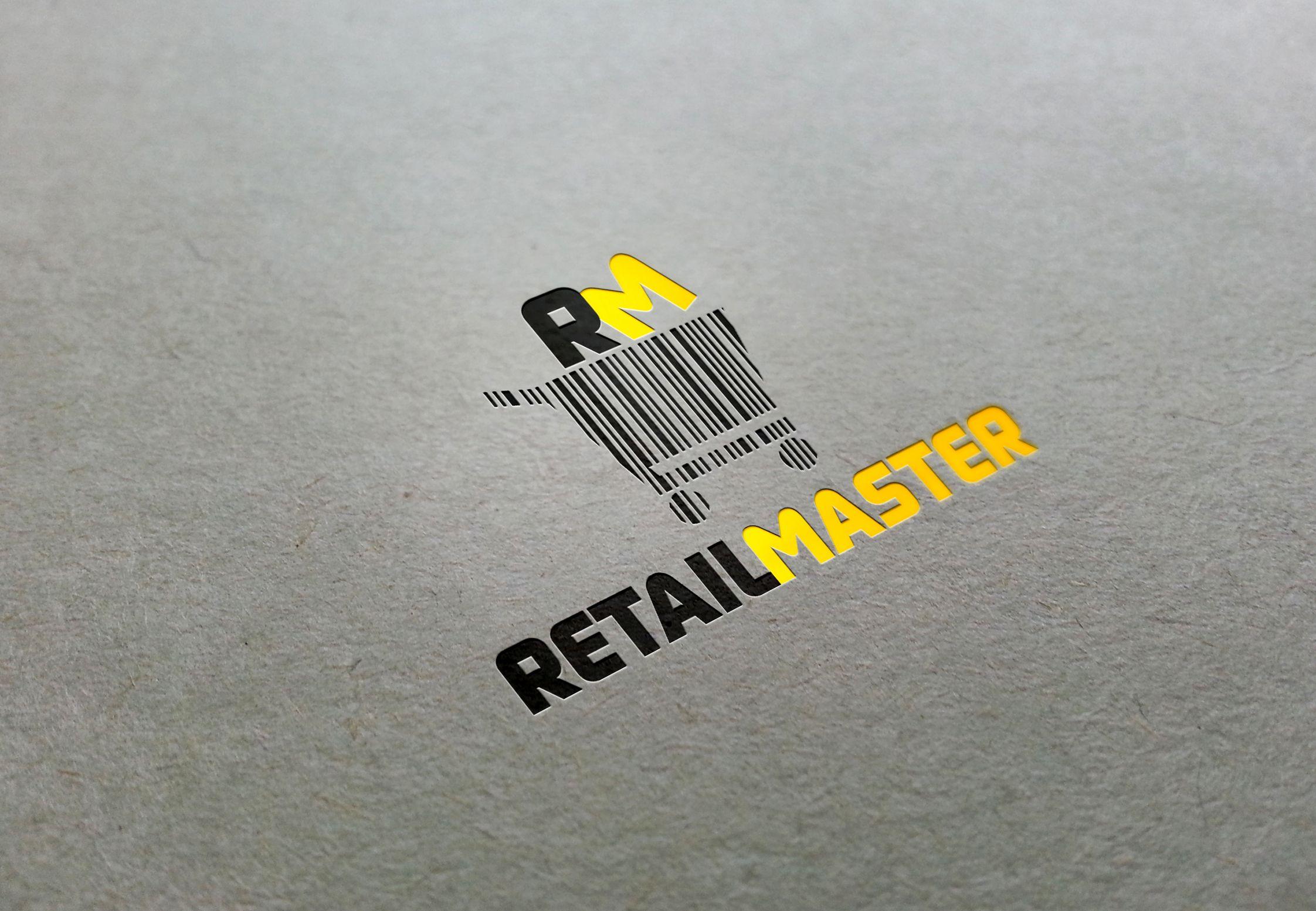 Логотип для компании Retail Master - дизайнер GoldenHorse