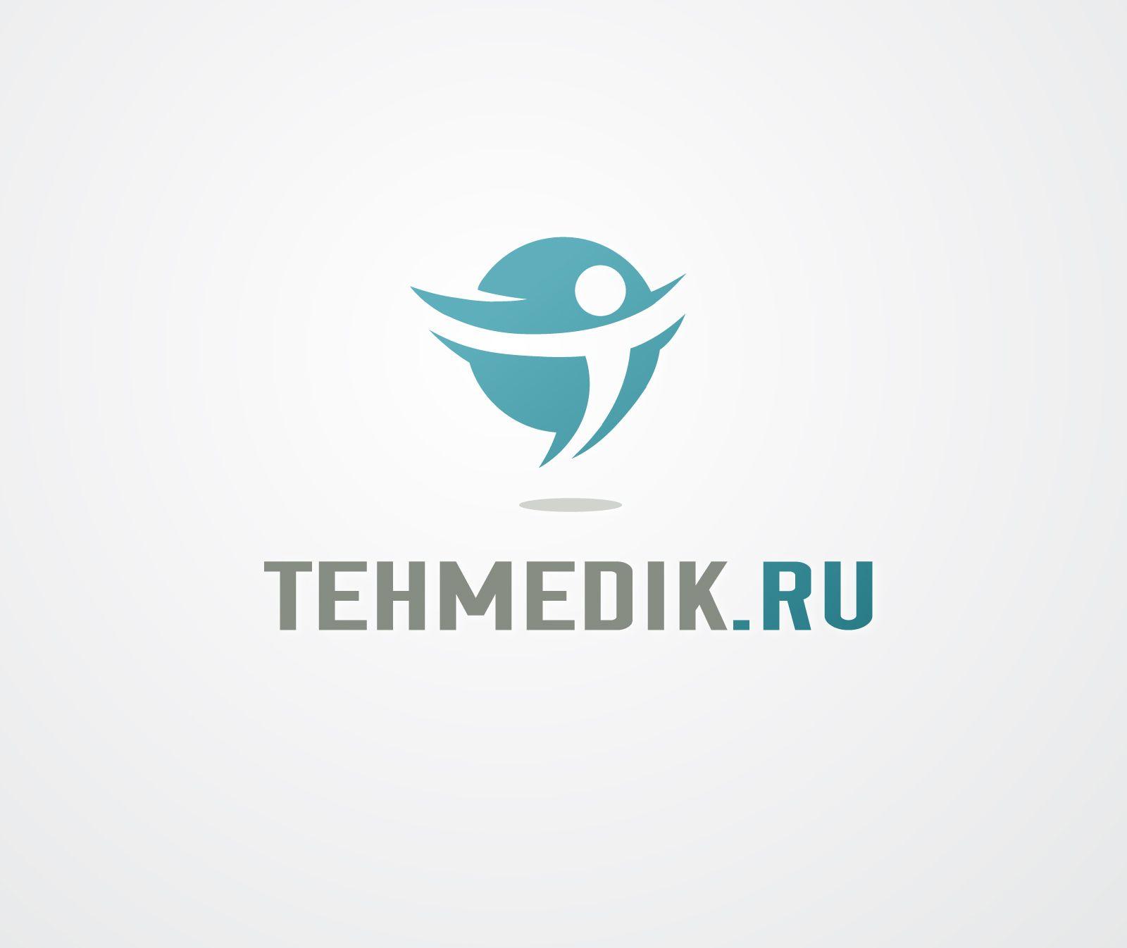 Логотип для интернет-магазина медтехники - дизайнер Kov-veronika