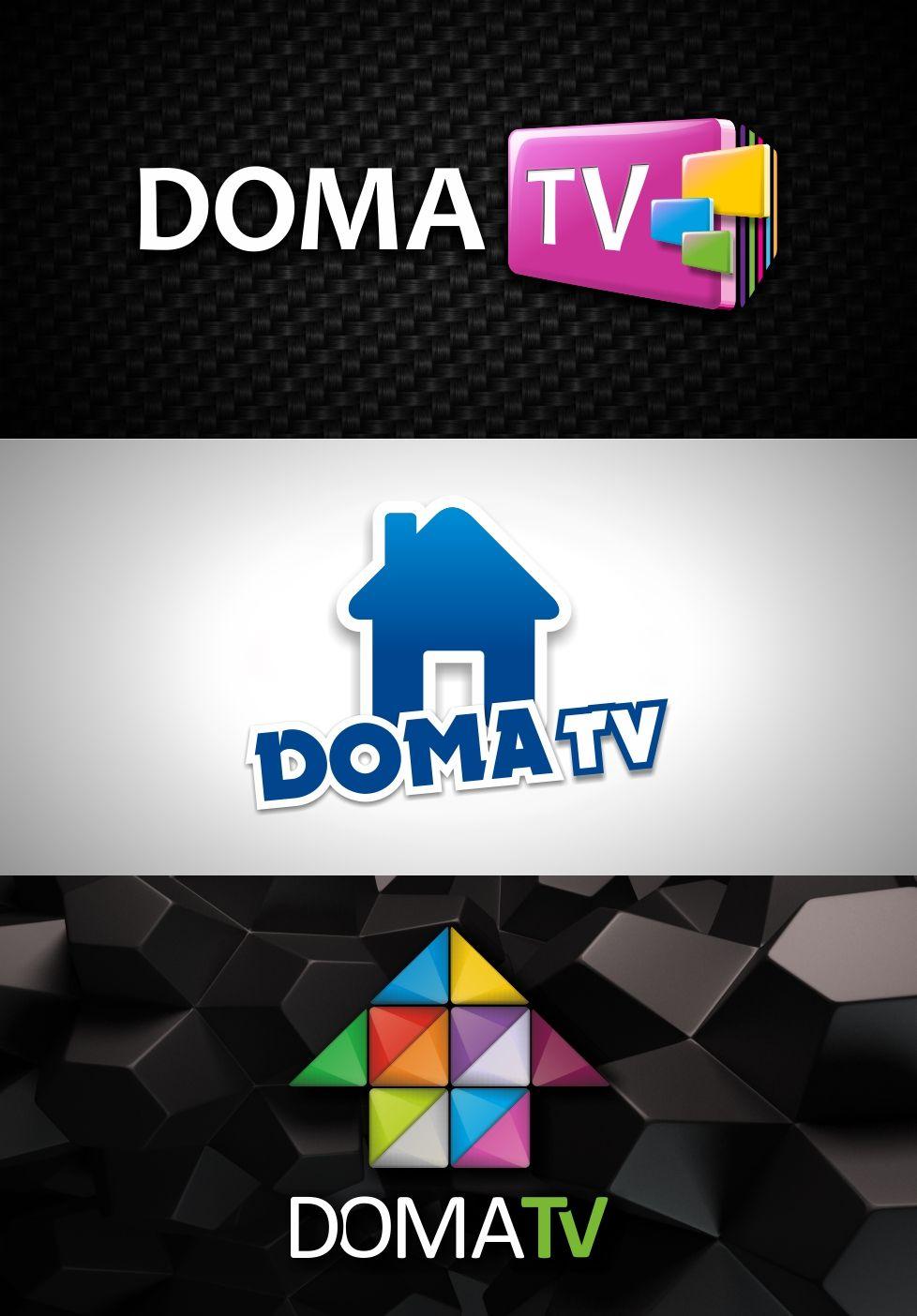 Логотип телеканала - дизайнер Kreativ