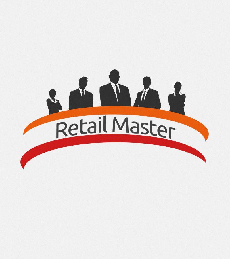 Логотип для компании Retail Master - дизайнер Stas_Klochkov