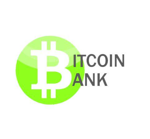 BitcoinBank - Логотип - дизайнер lenakotleta