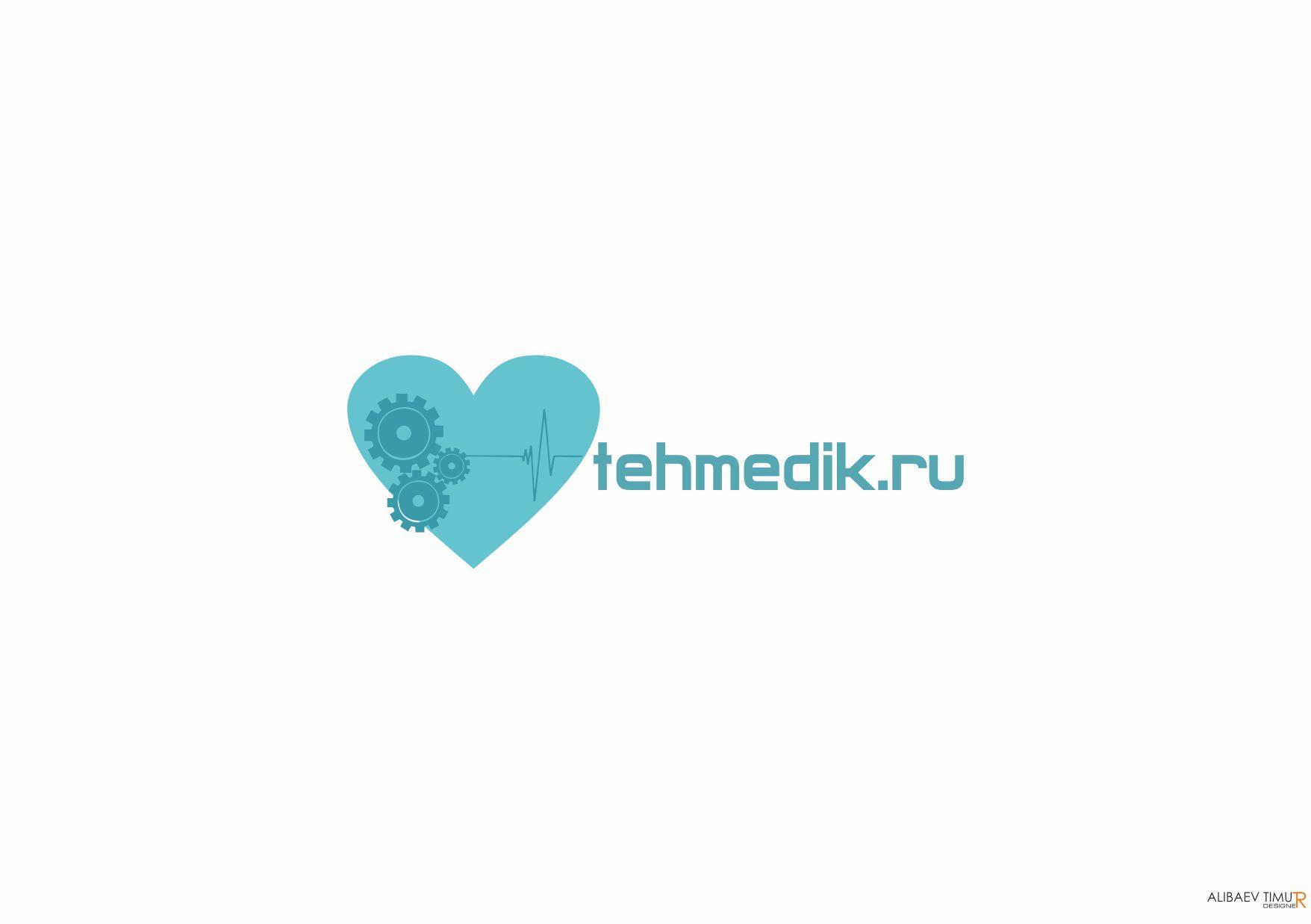 Логотип для интернет-магазина медтехники - дизайнер tahalibaev