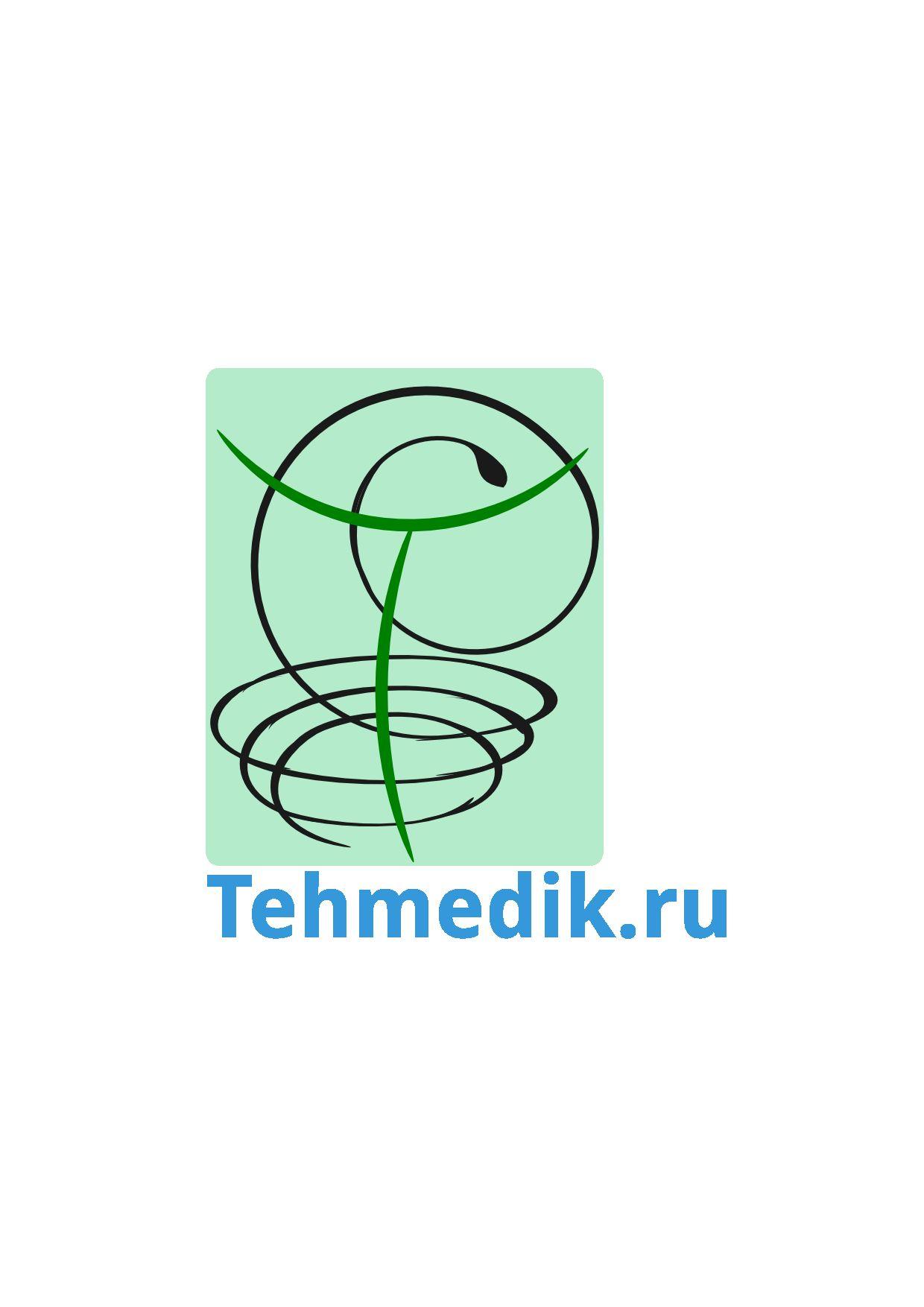 Логотип для интернет-магазина медтехники - дизайнер ldco