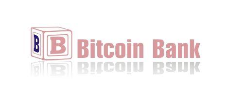 BitcoinBank - Логотип - дизайнер natalia