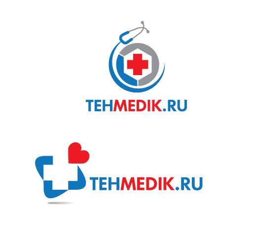 Логотип для интернет-магазина медтехники - дизайнер peps-65