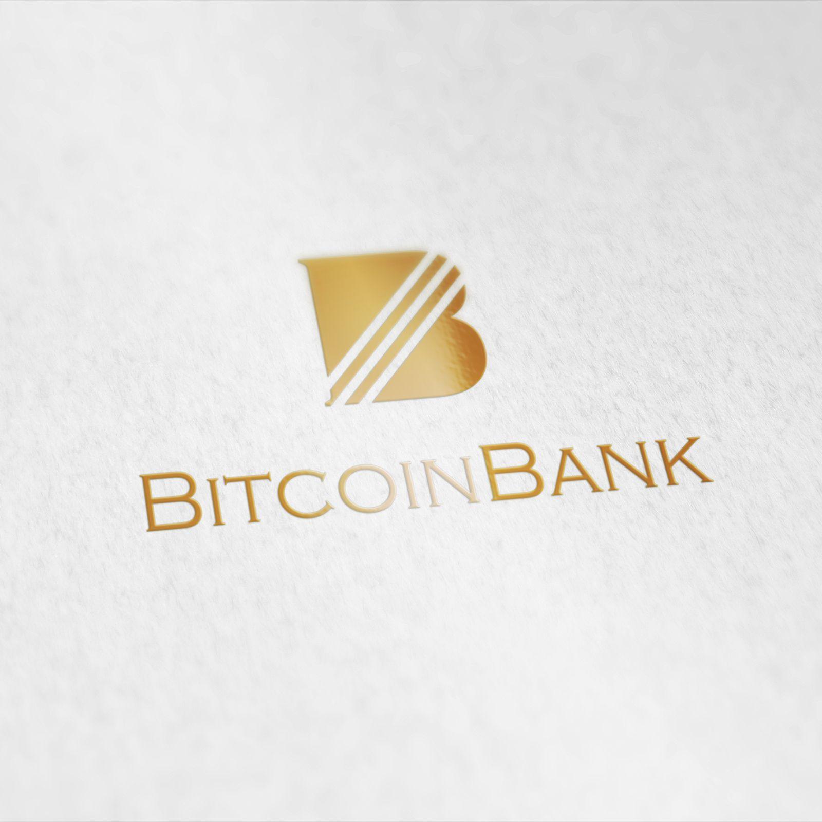 BitcoinBank - Логотип - дизайнер sviaznoyy