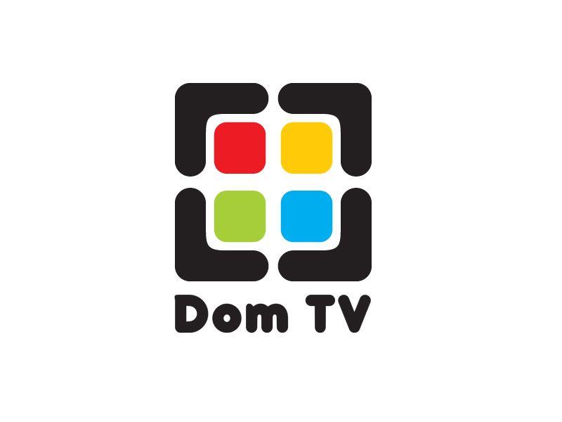 Логотип телеканала - дизайнер olligarh