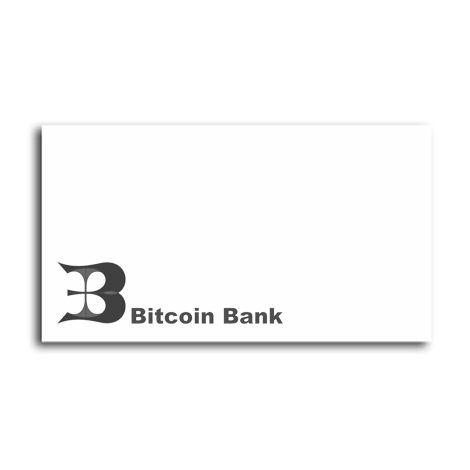 BitcoinBank - Логотип - дизайнер archi85