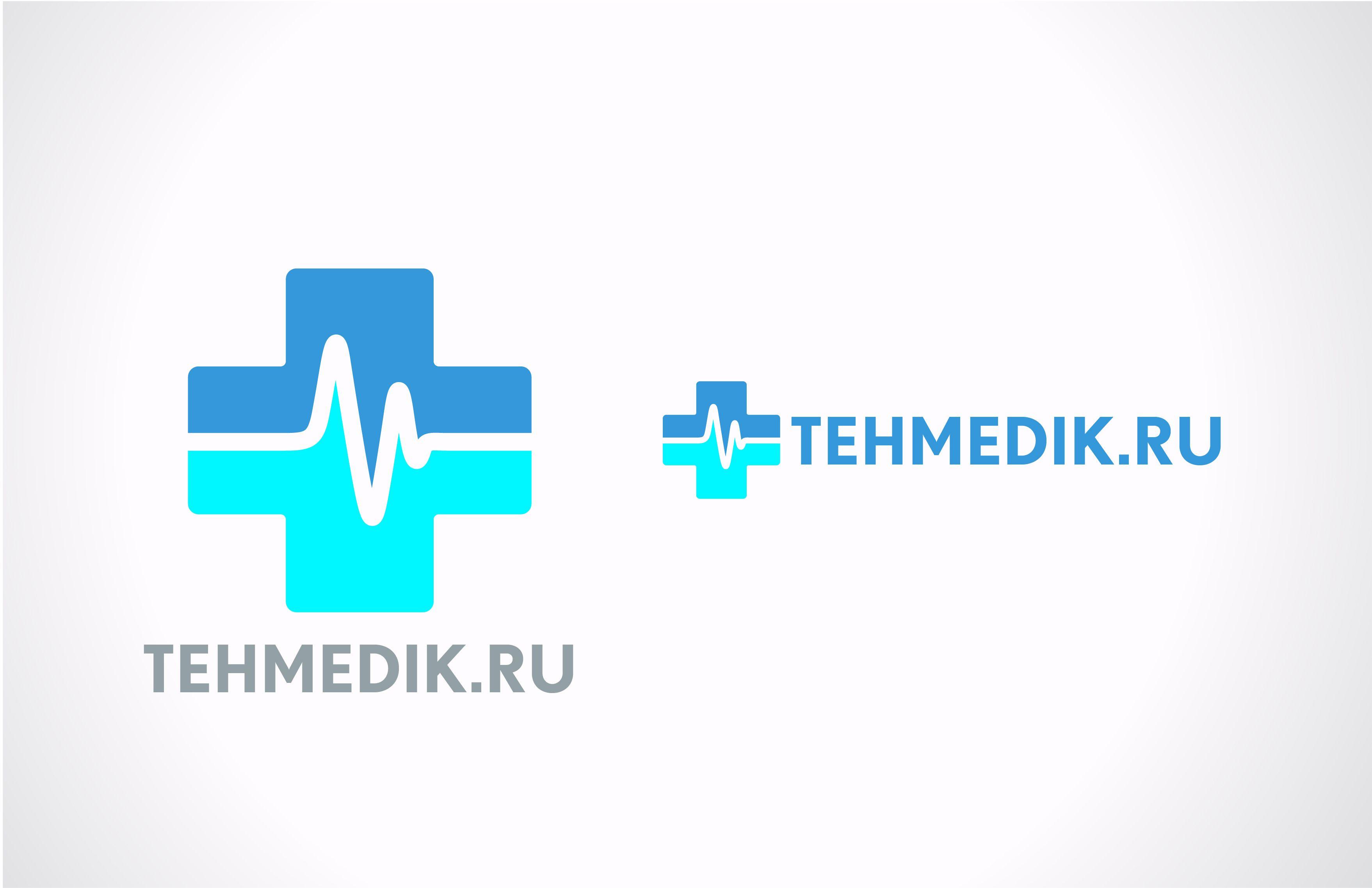 Логотип для интернет-магазина медтехники - дизайнер valeriana_88
