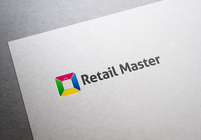 Логотип для компании Retail Master - дизайнер tutcode