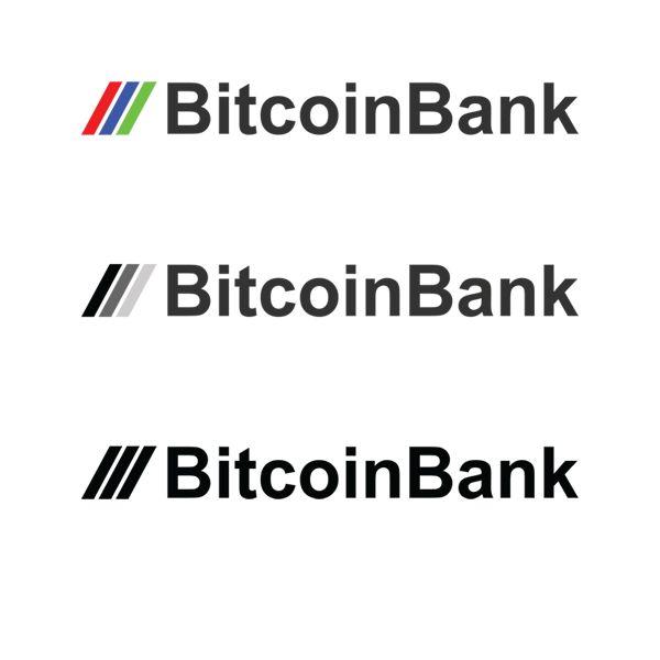 BitcoinBank - Логотип - дизайнер Ofeliya