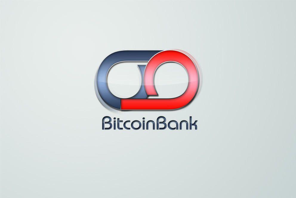 BitcoinBank - Логотип - дизайнер MabidaMagz