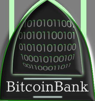 BitcoinBank - Логотип - дизайнер 1511993