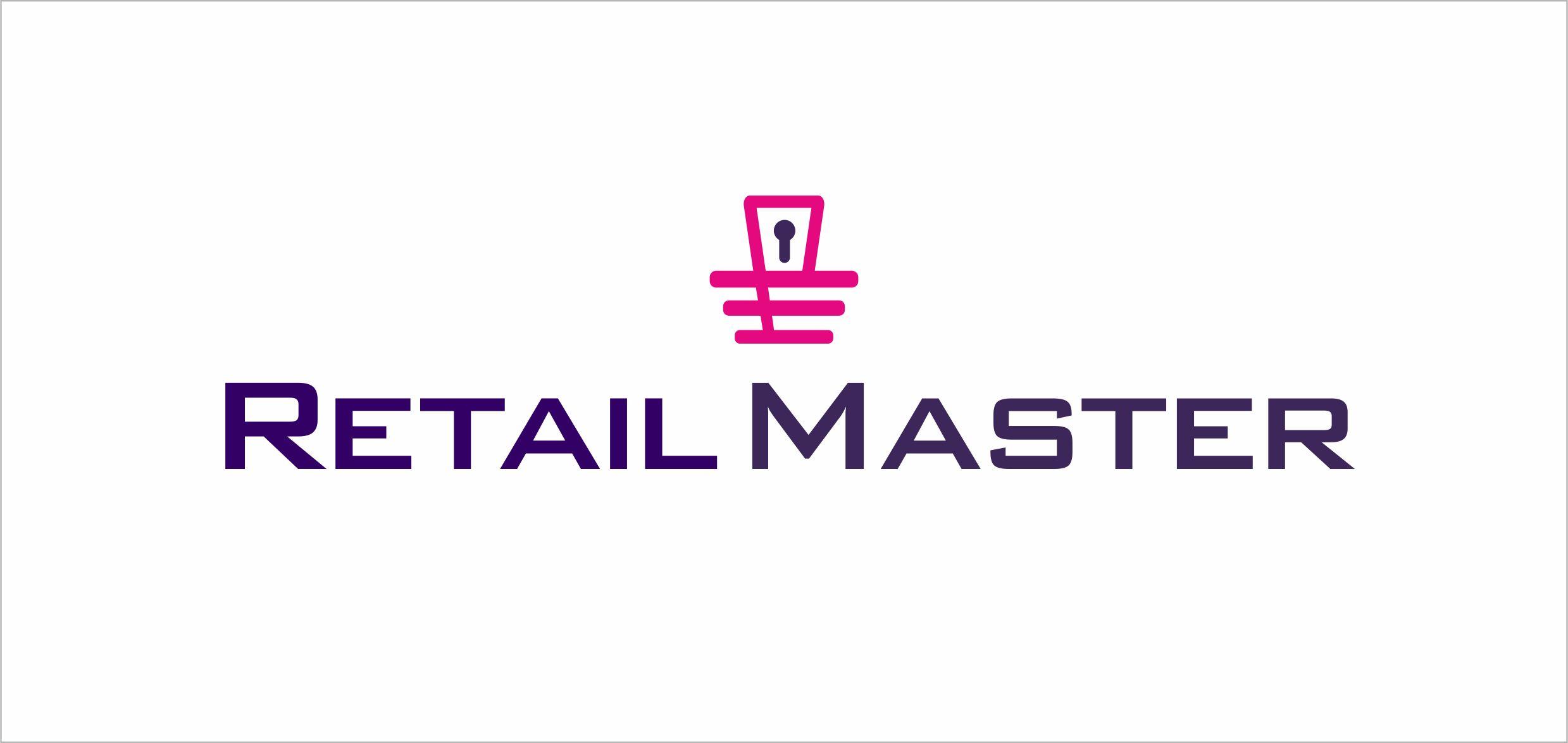 Логотип для компании Retail Master - дизайнер malevich
