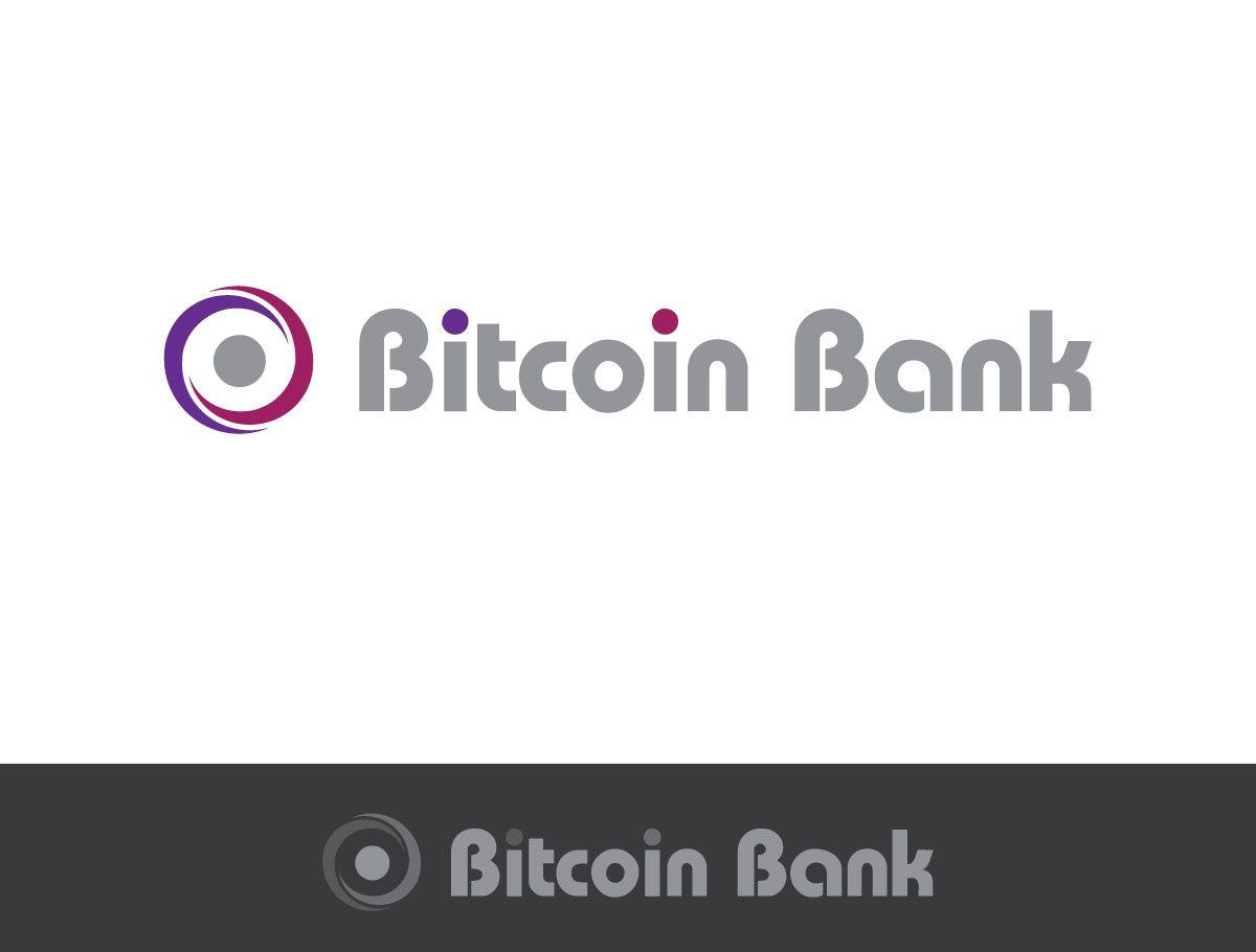 BitcoinBank - Логотип - дизайнер Kkeroll