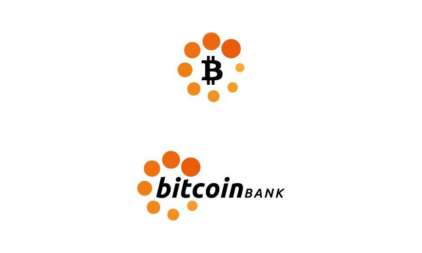 BitcoinBank - Логотип - дизайнер stulgin