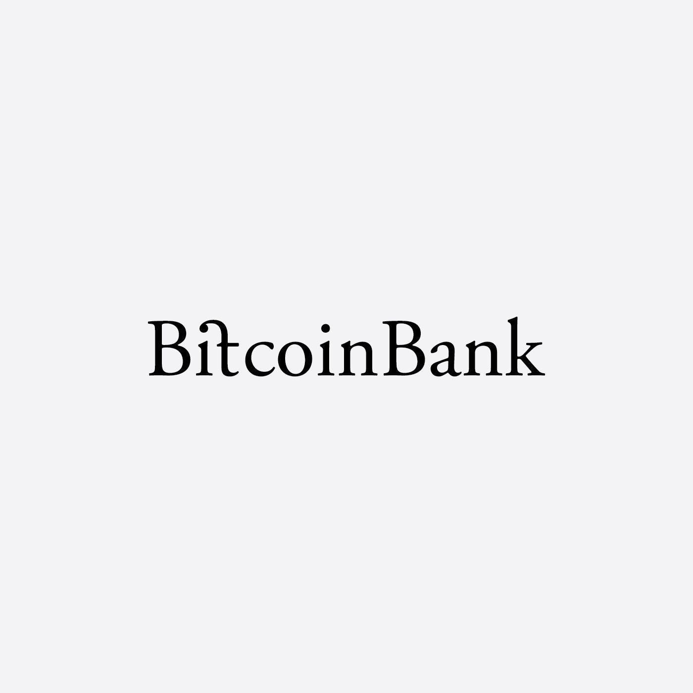BitcoinBank - Логотип - дизайнер rikozi