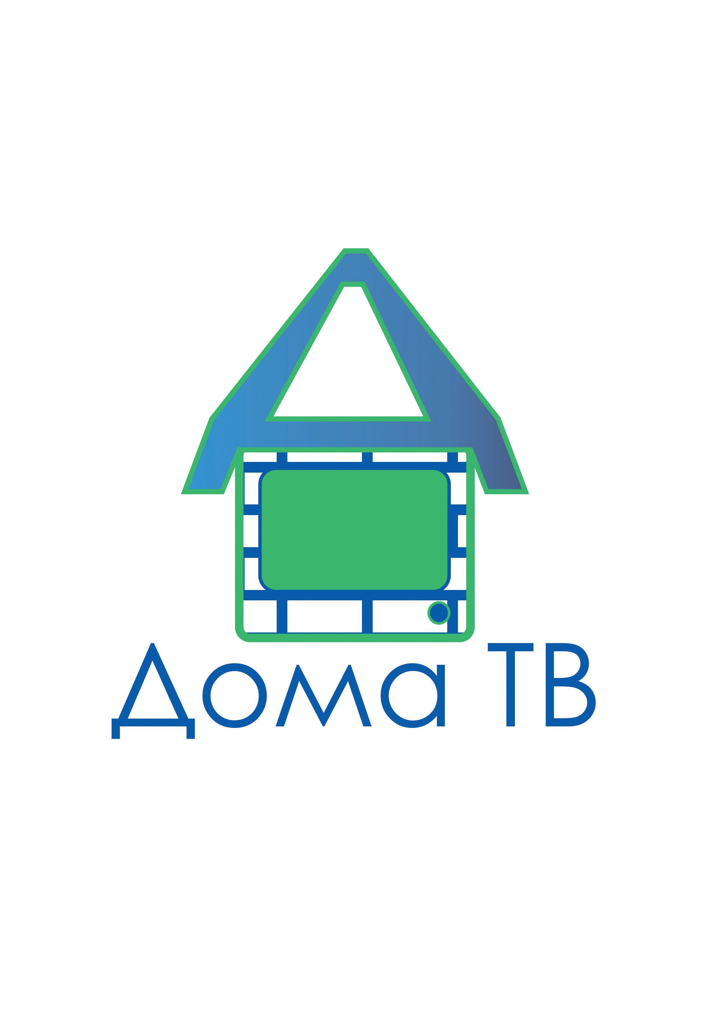 Логотип телеканала - дизайнер toster108