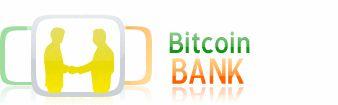 BitcoinBank - Логотип - дизайнер anthemka